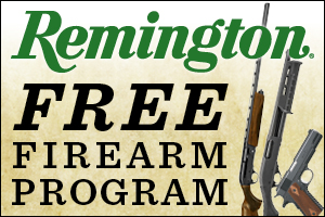 Remington Free Firearm Program