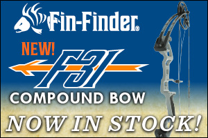 Fin-Finder F-31 Compound Bow