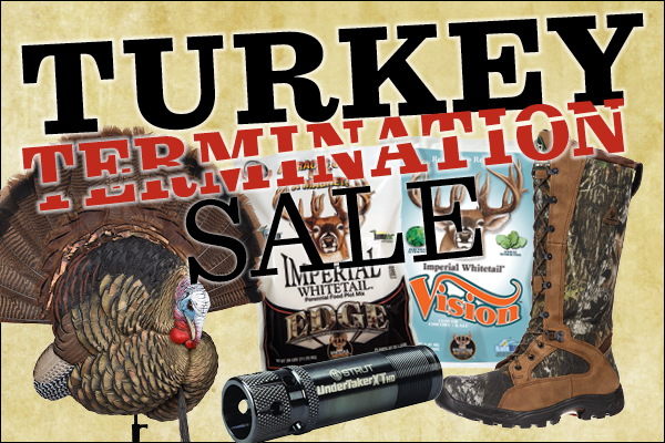 Turkey Termination Sale